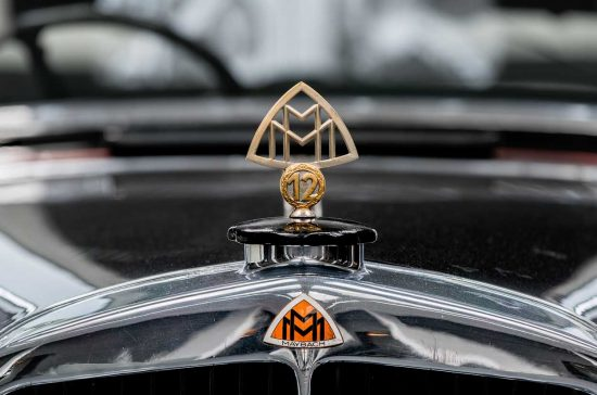 Maybach DS 8 Zeppelin Pullman-Limousine, 1930, Coachbuilder: Spohn, Ravensburg: Maybach Car Museum | Automuseum, Neumarkt, Germany [2018]<br>Lat: 49.273471N, Long: 11.460173E Copyright © Kristian Adolfsson / www.adolfsson.photo