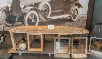 Maybach W 3 coachwork (Wagen 3), 1920's: Maybach Car Museum | Museum für historische Maybach-Fahrzeuge, Neumarkt, Germany | Deutchland [2018]<br>Lat: 49.273471N, Long: 11.460173E Copyright © Kristian Adolfsson / www.adolfsson.photo
