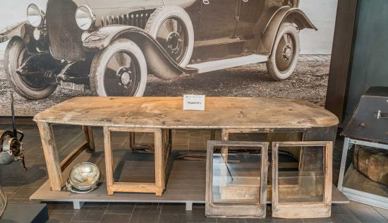Maybach W 3 coachwork (Wagen 3), 1920's: Maybach Car Museum   Museum für historische Maybach-Fahrzeuge, Neumarkt, Germany   Deutchland [2018]<br>Lat: 49.273471N, Long: 11.460173E Copyright © Kristian Adolfsson / www.adolfsson.photo