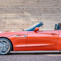 BMW Z4 3.5is convertible-cabriolet, 2015: Cabbekavalkaden vid Kärnan i Helsingborg [2015]Lat: 56.047356N, Long: 12.696125E Copyright © Kristian Adolfsson / www.adolfsson.photo