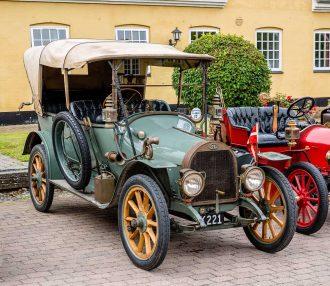 Opel 8/20 PS Doppelphaeton, 1912: Styrkeprovet, Ringsted, Danmark | Denmark, Veteranbilar | prewar / oldtimer cars [2015]<br>Lat: 55.386078N, Long: 11.795589E Copyright © All rights reserved. Kristian Adolfsson / www.adolfsson.photo