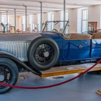 Rolls-Royce New Phantom, Open Touring Car, 1926, Coachbuilder Smith & Waddington, Sydney, Australia: Rolls-Royce Automobilmuseum Vonier, Dornbirn, Austria | Österreich [2018]Lat: 47.390725N, Long: 9.776901E Copyright © All rights reserved. Kristian Adolfsson / www.adolfsson.photo